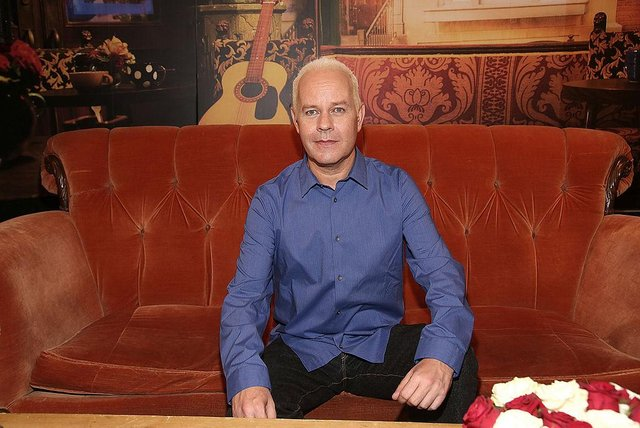The actor played Gunther in the hit sitcom.