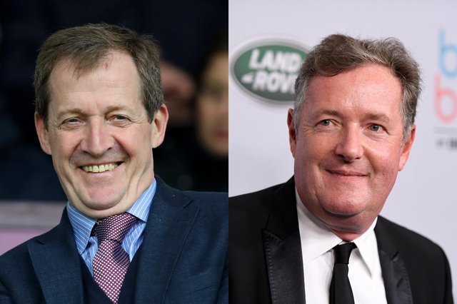 A new face is appearing on GMB this week (Photo: Ian MacNicol/Frazer Harrison/Getty Images)