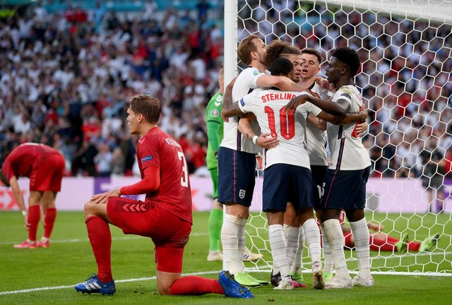 Five things we learned from England's epic Euro 2020 win over Denmark