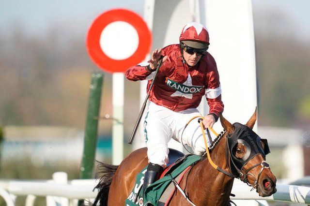 Two-time winner Tiger Roll isn't in the 2021 Grand National field.