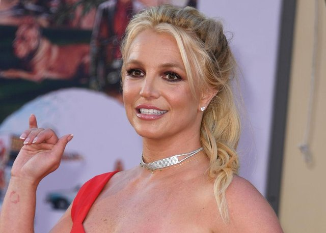 The next court hearing to discuss the singer's conservatorship is set for April (Photo: VALERIE MACON/AFP via Getty Images)
