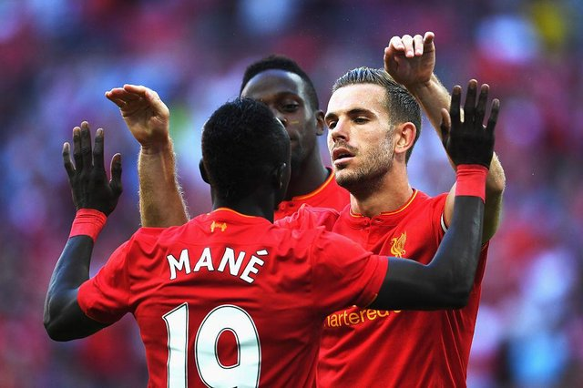 Jordan Henderson has been sickened by the online abuse directed at, among others, Sadio Mane.
