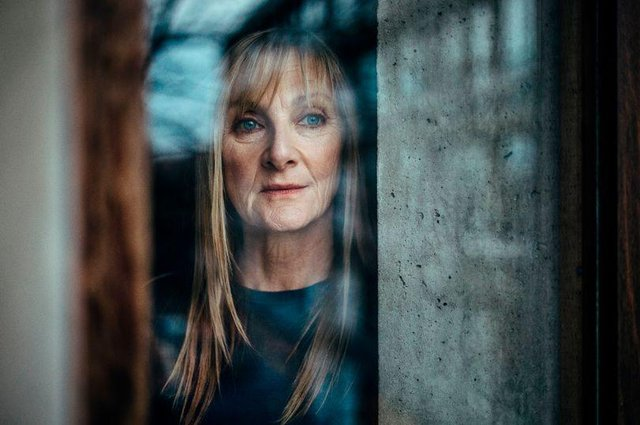 Leslie Sharp leads in 'Before We Die', Channel 4's latest crime-drama series (Picture: Channel 4)