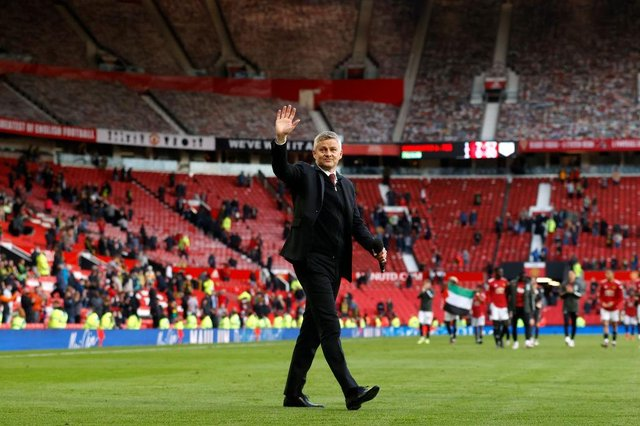 Ole Gunnar Solskjaer, Manager of Manchester United. (Photo by Phil Noble - Pool/Getty Images)