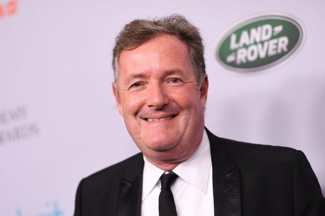 Piers Morgan appeared on US television show Tucker Carlson Today to accuse Meghan Markle of lying during her interview with Oprah (Photo: VALERIE MACON/AFP via Getty Images)