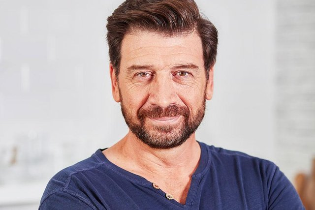 Knowles could face being axed from his hit show after he appeared as a builder in a cereal advert (Picture: Nick Knowles)