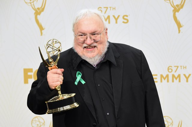 The show will be developed by creator George RR Martin, playwright Dunan MacMillan and director Dominic Cooke  (Photo by Jason Merritt/Getty Images)