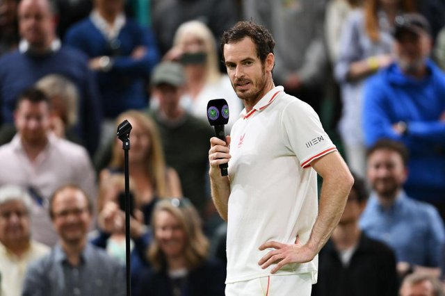 'Pathetic': Andy Murray criticises government over 1% pay rise for NHS workers (Photo by Mike Hewitt/Getty Images)