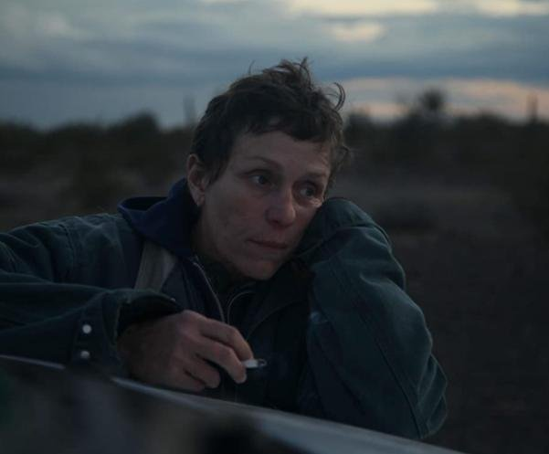 Frances McDormand now has three Oscars to her name after picking up Best Actress for Nomadland (Photo: IMDb)