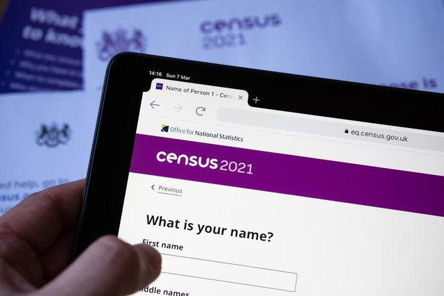 Those living in England and Wales have just days left to fill out Census 2021 - or risk a £1,000 fine (Photo: Shutterstock)
