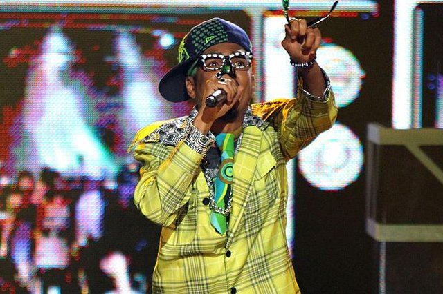 Shock G performing in 2010 (Photo: Taylor Hill/Getty Images)