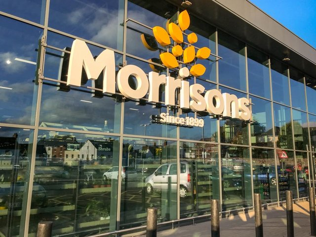 Supermarket chain Morrisons has agreed to a £6.3 billion takeover bid from a consortium of investment groups (Photo: Shutterstock)