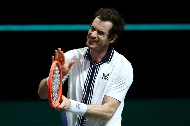 Andy Murray has been forced to withdraw from the Miami Open.