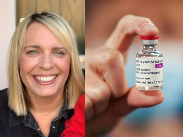 Lisa Shaw's family has suggested that she died due to complications caused by the Astrazeneca vaccine (Getty Images/PA)
