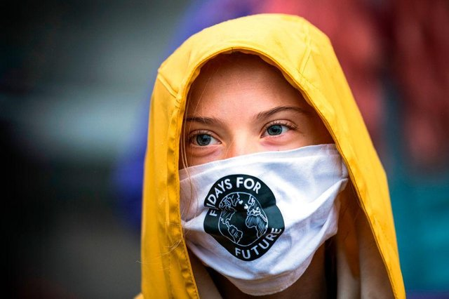 Swedish climate activist Greta Thunberg has been campaigning for immediate action on climate change, since 2018 (Picture: Getty Images)