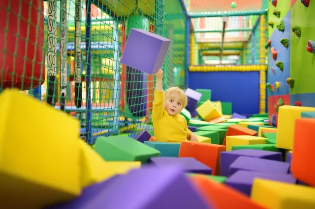 Indoor soft play centres have been closed for months due to lockdowns (Photo: Shutterstock)