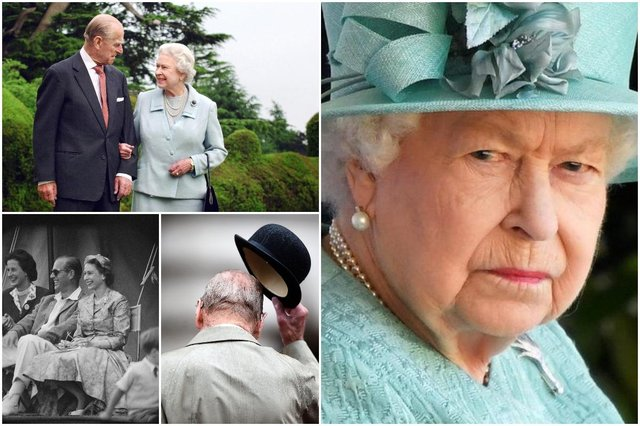 The Queen has returned to royal duties, just a few days after the death of the Duke of Edinburgh (Photos: Getty Images)