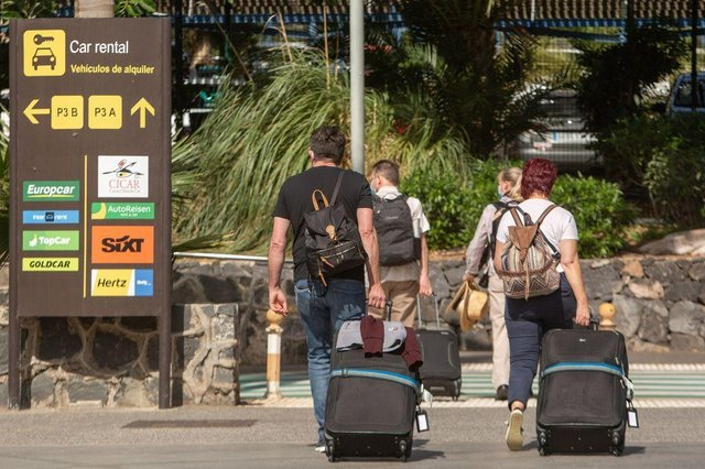 The announcement makes Spain one of only a few countries where British travellers can enter freely without restrictions (Photo: DESIREE MARTIN / AFP via Getty Images)