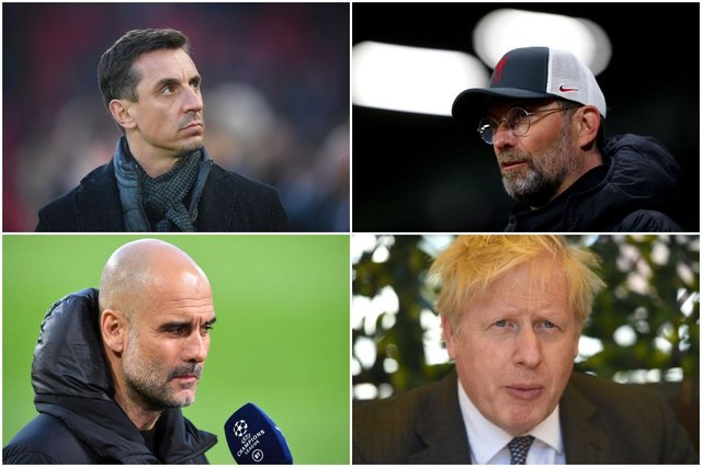From Marcelo Bielsa to Boris Johnson: How politicians, players, pundits and managers have reacted to the European Super League