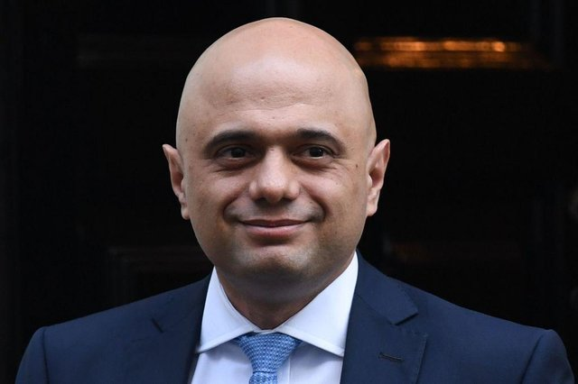 Sajid Javid has vowed that the UK will return to normal on 19 July (Photo: Getty Images)