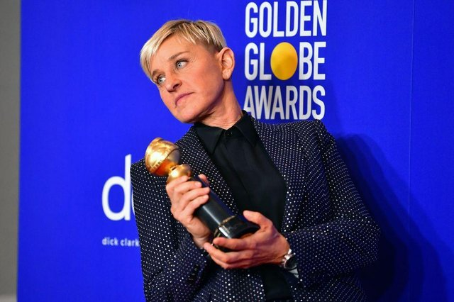 US TV host Ellen DeGeneres has won many awards for her hit talk show, but it is to end after the 19th season (Picture: Getty Images)