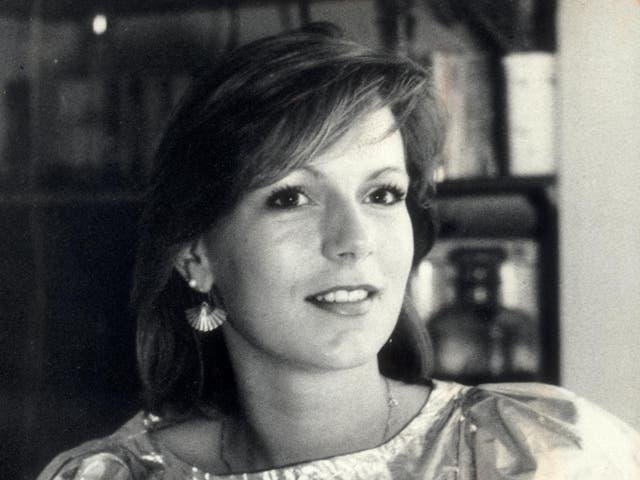 Suzy Lamplugh was reported missing on 28 July 1986 in Fulham, London. (Lamplugh family)