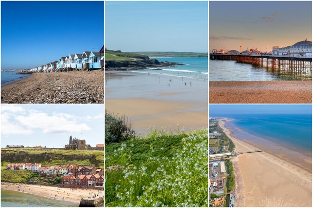 England has an abundance of sandy offerings for a day trip or long weekend away (Photos: Shutterstock)