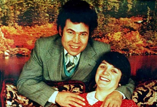 Fred and Rose West (SWNS).