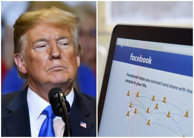 Donald Trump will not be allowed back on Facebook (Shutterstock)