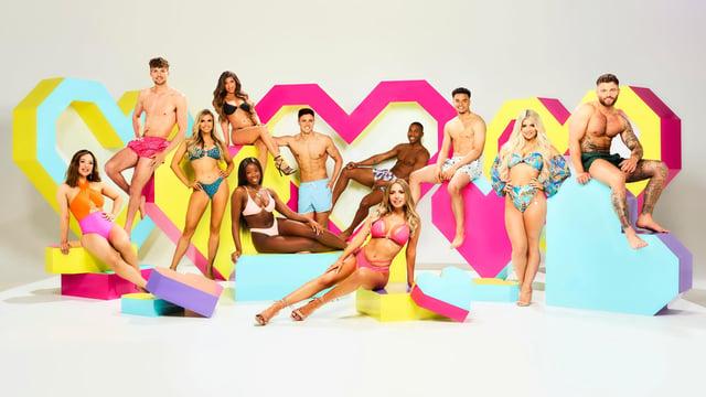 Cast of Love Island 2021 (ITV)