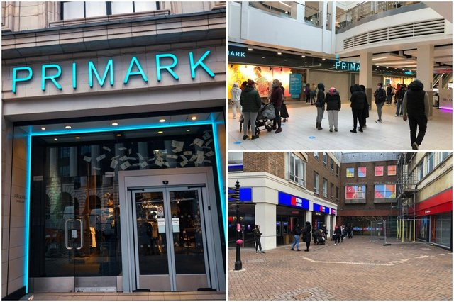 Eager shoppers were seen queuing up outside the Grosvenor Centre branch at 7am (Photo: Shutterstock/Contributed)