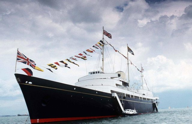 A new ship will be the first national flagship since Britannia, which was decommissioned in 1997 (Getty Images)