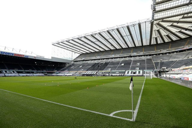 St James's Park has been suggested as a possible alternative venue for Euro 2020 games.