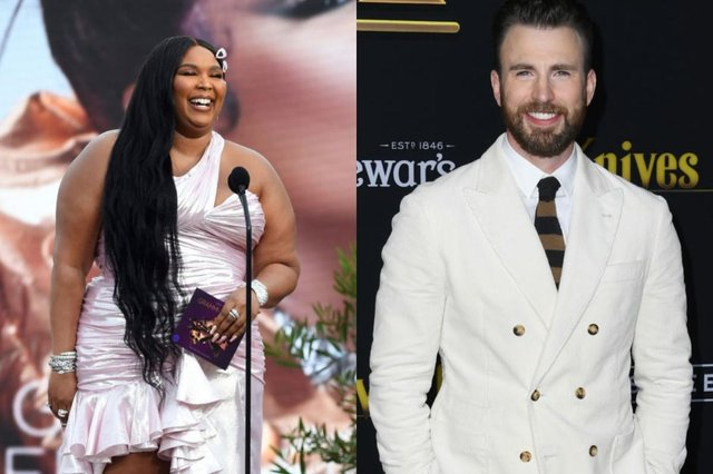 Lizzo warned her fans on TikTok not to drink and DM before revealing she messaged Marvel actor Chris Evans (Photo: Kevin Winter/Jon Kopaloff/Getty Images)