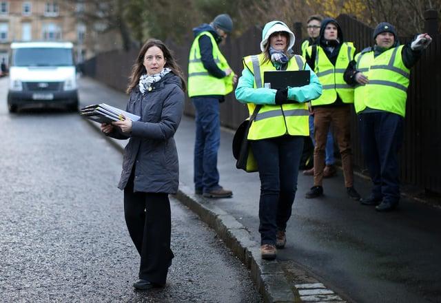 Carol Monaghan in 2015 (Ian MacNicol/AFP via Getty Images)