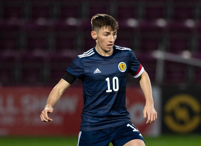 Chelsea's Billy Gilmour is in the Scotland squad for the Euros.