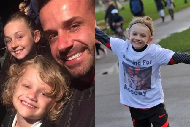 Jordan passed away age nine after being struck by lightning