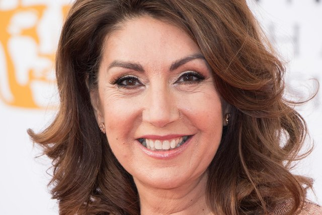 Jane McDonald has confirmed the loss of her long-term partner Eddie Rothe.