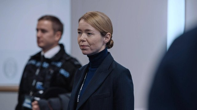 DCS Carmichael was introduced to Line of Duty viewers in the fifth season of the hit show (World Productions - Photographer: Screen Grab)