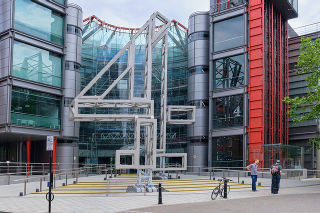 Channel Four Television Centre (Shutterstock)
