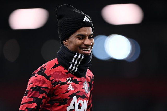 Marcus Rashford has launched a book club (Getty Images)
