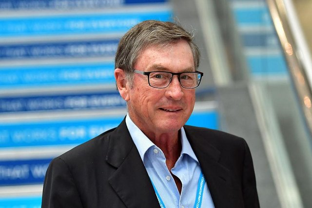 Lord Michael Ashcroft: who is Tory grandee, and why was daughter in law Jasmine Hartin charged with manslaughter in Belize? (Photo by Carl Court/Getty Images)