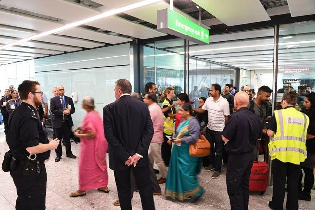 The government did not ban direct flights flights from India when it was added to the red list (Photo: Getty Images)