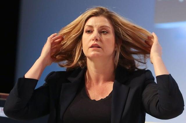 Penny Mordaunt in July 2018 (Photo: DANIEL LEAL-OLIVAS/AFP via Getty Images)