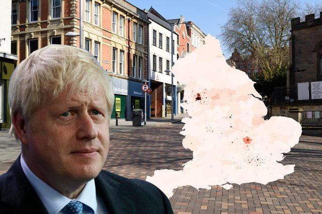 Boris Johnson is reportedly considering delaying the end of lockdown on 21 June as cases rise across the country.