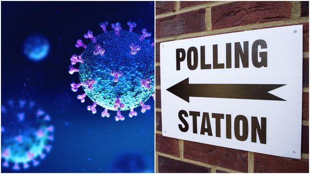 How will voting in the UK work during the Covid pandemic? (Shutterstock)