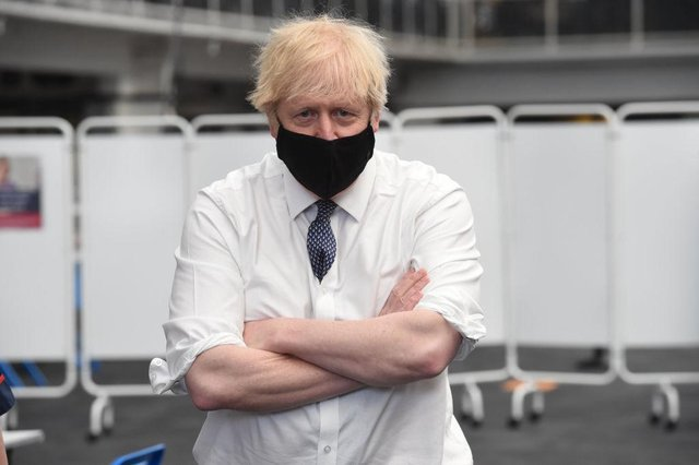 Boris Johnson has suggested that lockdown easing will go ahead as planned (Getty Images)