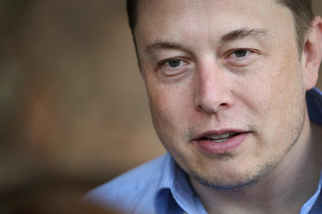 Elon Musk confirmed Tesla would suspend the use of Bitcoin as payment for its vehicles, weeks after introducing the initiative to accept the cryptocurrency. (Pic: Getty Images)