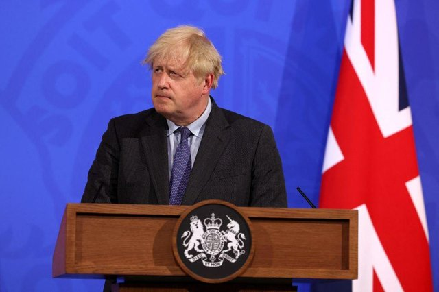 """Boris Johnson has set a new """"terminus date"""" of 19 July for the end of lockdown restrictions in England (Photo: Getty Images)"""