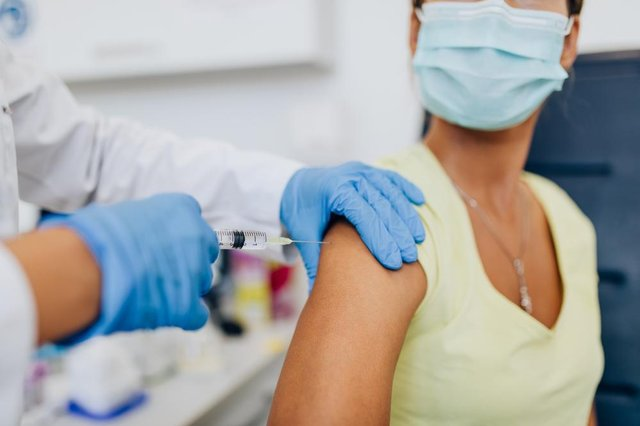 The rollout of the Covid vaccination programme is well underway across the UK (Photo: Shutterstock)